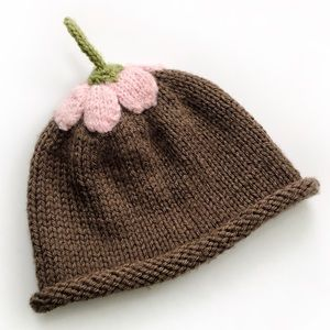 Other - ✅ 5 for $25 - Petal and Stem Knit Hat